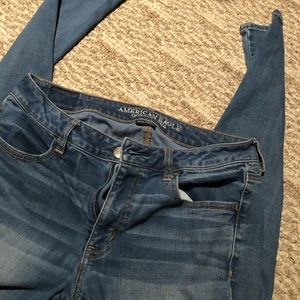American eagle jeans *NO RIPS OR HOLES